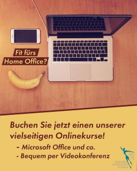 Fit fürs Home Office
